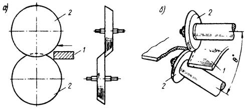 Дисковые ножницы для резки листового металла своими руками 67